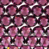 SWAROVSKI® ELEMENTS 2078 Hot Fix Rhinestones 16ss Amethyst