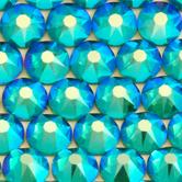 swarovski elements 2088 flat back rhinestones 16ss blue
