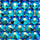 swarovski elements 2088 flat back rhinestones 40ss cobalt
