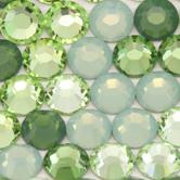 swarovski elements 2088 flat back rhinestones 16ss