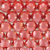 SWAROVSKI® ELEMENTS 2078 Hot Fix Rhinestones 16ss Padparadscha