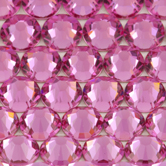SWAROVSKI® ELEMENTS 2088 Flat Back Rhinestones 16ss Rose