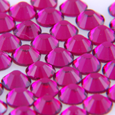 VALUE BRIGHT™ Crystal 1012 Hot Fix Rhinestones 20ss Fuchsia