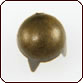 Nailhead 16ss Pearl (Round) - Antique Gold