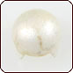 Nailhead 20ss Pearl (Round) - Antique White Enamel