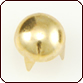 Nailhead 20ss Pearl (Round) - Gold