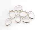 Rim Sets 10x14mm - Nickel