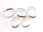 Rim Sets 13x18mm - Nickel