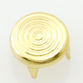 Nailhead 30ss Flat Concentric Rings - Gold