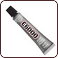 E6000 Adhesive - Medium Viscosity 0.18 oz.
