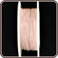 Rhinestone Biz Colored Copper Wire 26 Gauge 200 Foot - Pastel Light Pink