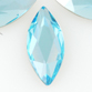 SWAROVSKI® ELEMENTS (2201) Marquise Flat Back 8x3.5mm Aquamarine