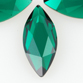 SWAROVSKI® ELEMENTS (2201) Marquise Flat Back 8x3.5mm Emerald
