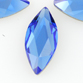 SWAROVSKI® ELEMENTS (2201) Marquise Flat Back 8x3.5mm Sapphire