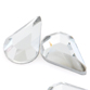 SWAROVSKI® ELEMENTS (2300) Drop Flat Back 10x6mm Crystal Clear