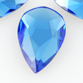 SWAROVSKI® ELEMENTS (2303) Pear Flat Back 8x5mm Sapphire