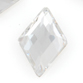 SWAROVSKI® ELEMENTS (2773) Diamond Shape Hot Fix Rhinestones 5x3mm Crystal Clear