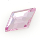 SWAROVSKI® ELEMENTS (2773) Diamond Shape Hot Fix Rhinestones 5x3mm Light Rose