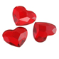 SWAROVSKI® ELEMENTS (2808) Heart Flat Back 6mm Light Siam