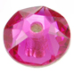 SWAROVSKI® ELEMENTS (3188) XIRIUS Lochrose Sew-on Rhinestones 3mm Fuchsia