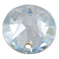 SWAROVSKI® ELEMENTS (3288) XIRIUS Sew-on Rhinestones 8mm Crystal Blue Shade
