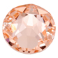 SWAROVSKI® ELEMENTS (3288) XIRIUS Sew-on Rhinestones 8mm Light Peach