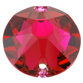 SWAROVSKI® ELEMENTS (3288) XIRIUS Sew-on Rhinestones 8mm Scarlet