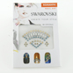 SWAROVSKI® Nail Art Design Romantic Trend 58 Crystals
