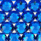 SWAROVSKI® ELEMENTS 2038 Hot Fix Rhinestones 6ss Capri Blue