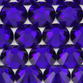 SWAROVSKI® ELEMENTS 2058 Flat Back Rhinestones 7ss Cobalt Blue