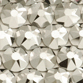 SWAROVSKI® ELEMENTS 2058 Flat Back Rhinestones 7ss Crystal Light Chrome