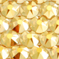 SWAROVSKI® ELEMENTS 2058 Flat Back Rhinestones 7ss Crystal Metallic Sunshine