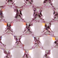 SWAROVSKI® ELEMENTS 2058 Flat Back Rhinestones 7ss Light Amethyst