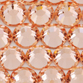 SWAROVSKI® ELEMENTS 2088 Flat Back Rhinestones 20ss Light Peach