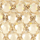 SWAROVSKI® ELEMENTS 2088 Flat Back Rhinestones 20ss Light Silk