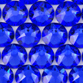 SWAROVSKI® ELEMENTS 2058 Flat Back Rhinestones 7ss Majestic Blue