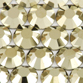 SWAROVSKI® ELEMENTS 2088 Flat Back Rhinestones 20ss Crystal Metallic Light Gold