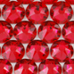 SWAROVSKI® ELEMENTS 2078 Hot Fix Rhinestones 34ss Scarlet