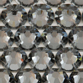 SWAROVSKI® ELEMENTS - Chaton Rhinestones (1028) 9pp Crystal Silver Night