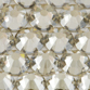 SWAROVSKI® ELEMENTS 2088 Flat Back Rhinestones 20ss Crystal Silver Shade