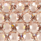 SWAROVSKI® ELEMENTS 2058 Flat Back Rhinestones 7ss Vintage Rose
