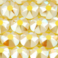 SWAROVSKI® ELEMENTS 2088 Flat Back Rhinestones 20ss Yellow Opal AB