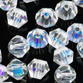 VALUE BRIGHT™ 5308 Bicone Beads 4mm Crystal AB