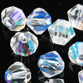 VALUE BRIGHT™ 5308 Bicone Beads 6mm Crystal AB