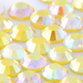 VALUE BRIGHT™ Crystal 1012 Flat Back Rhinestones 10ss Citrine AB