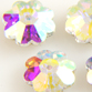 VALUE BRIGHT™ 12mm Marguerite (Flower) Lochrose (3700) Crystal AB